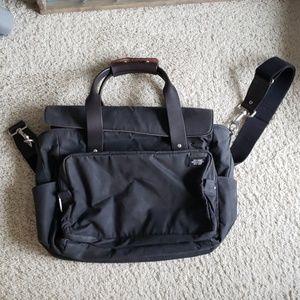 Jack Spade canvas Messenger bag for sale